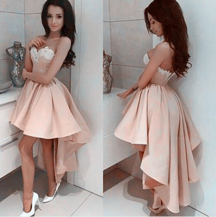 Elegant Graduation Dresses