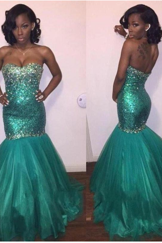 Sweetheart Mermaid Prom Dresses,Long Prom Dresses,Cheap Prom Dresses, Evening Dress Prom Gowns, Formal Women Dress,Prom Dress,C537