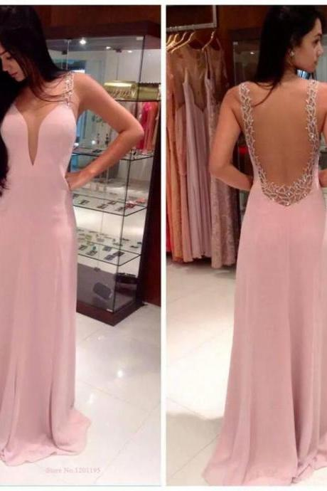 Sexy V-neck Mermaid Prom Dresses,Long Prom Dresses,Green Prom Dresses, Evening Dress Prom Gowns, Formal Women Dress,Prom Dress,C670