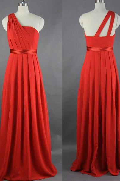 One-Shoulder A-Line Prom Dresses,Long Prom Dresses,Cheap Prom Dresses, Evening Dress Prom Gowns, Formal Women Dress,Prom Dress,C03