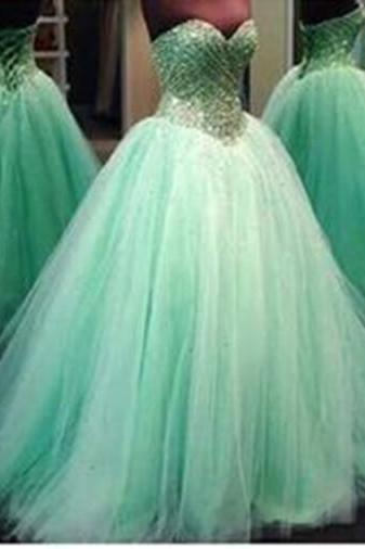 Sweetheart Beading A-Line Prom Dresses,Long Prom Dresses,Cheap Prom Dresses, Evening Dress Prom Gowns, Formal Women Dress,Prom Dress,C164